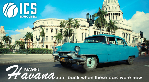 Imagine Havana... back when these cars were new